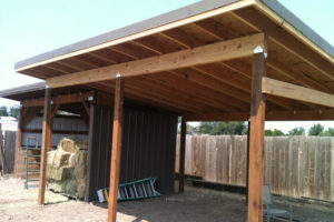 Custom Pergola Additions Boise