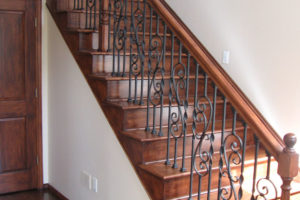 Staircase Remodel Boise Idaho
